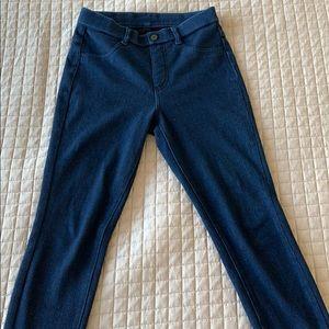 Women UNIQLO heattech stretch jeans